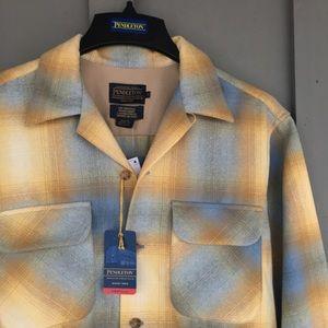 NWT • Original Pendleton Board Shirt •